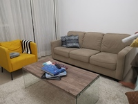 Used Beige Sofa in Dubai, UAE