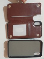 Used iPhone case with pocket + Gift in Dubai, UAE