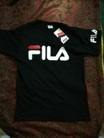 Used FILA SHIRT black New in Dubai, UAE