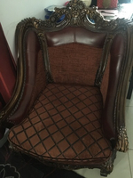 Used King Louis Sofa for a Low Low price!  in Dubai, UAE