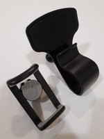 Used 360 Rotation car phone holder black X1 in Dubai, UAE