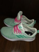 Used Green Adidas running shoes UK6 in Dubai, UAE