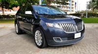Used Lincoln MKX in Dubai, UAE