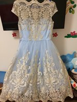Used Dress new size m in Dubai, UAE
