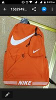 Used Bagpack orange in Dubai, UAE