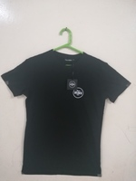 Used Organic Beard T-shirt size Medium Black in Dubai, UAE