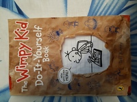 Used the wimpy kid- do it yourself book in Dubai, UAE