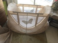 Used Magicbed - Pop up travel cot. in Dubai, UAE
