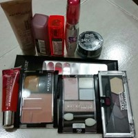 Used L'Oréal, Maybelline and Revlon in Dubai, UAE