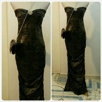 Used Chob shiny long dress FASHIONS in Dubai, UAE