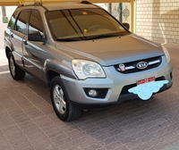 Used KIA Sportage Ex 2010 in Dubai, UAE