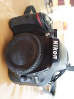 Used Nikon D5200 + 18-55mm AF-P Lens in Dubai, UAE