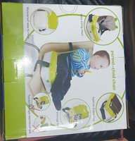 Used Baby chair and bag in Dubai, UAE