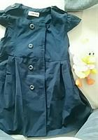 Girl Dress In Good Condition . The Toy A