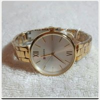 Brand New C golden Watch for her