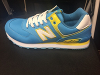 Used New Balance shoes 3 pairs, size 36 to 39 in Dubai, UAE