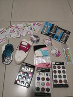 Nail art set with all accessories