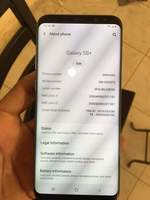 Used Samsung S8+.128/6.GB.TRA in Dubai, UAE
