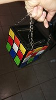 Used Funky mini bag cube shape in Dubai, UAE