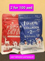 Used FROZEN COLLAGEN & DETOX in Dubai, UAE