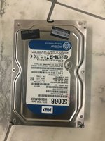 Used WD 500GB HDD for Desktop in Dubai, UAE