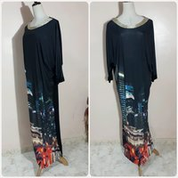 Longdress loose fit for women