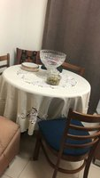 Used Dining Table with 4 chairs in Dubai, UAE