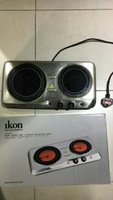 Used Ikon infrared cooker with bill warranty in Dubai, UAE