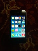 Used IPhone 4 new with original charger in Dubai, UAE