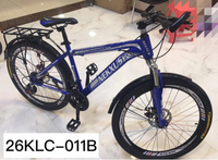 """New 26"""" MTB BIKE WITH GEARS & SUSPENSION"""
