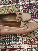Used Hush puppies leather shoes size 39 in Dubai, UAE