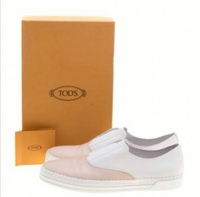 Used Authentic Tod's Sneakers Shoes 39.5 in Dubai, UAE