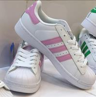 Used Adidas Superstar Pink Edition For Sale in Dubai, UAE