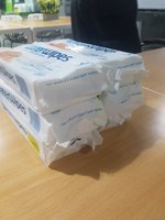 Used 40 packs of Waterwipes in Dubai, UAE