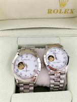 Brand New Automatic Couple Watches - Rolex