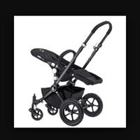 Used Bugaboo Cameleon - All Black in Dubai, UAE