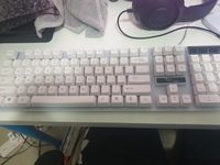 Used Gaming rgb keyboard excellent condition in Dubai, UAE