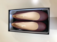Used Chanel shoes new in Dubai, UAE