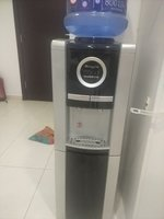 Used Water dispenser with fridge in Dubai, UAE
