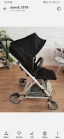 Used MammasandPapas Urbo2 stroller in Dubai, UAE