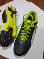 Used Puma football Shoe Cleats in Dubai, UAE