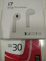 Used i7 wireless earphone + 30 AED Etisalat in Dubai, UAE