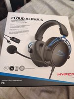 Used Hyperx cloud Alpha Gaming headset in Dubai, UAE