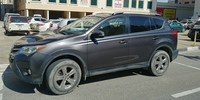 Used Toyota Rav 4 2015 low mileage in Dubai, UAE