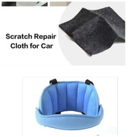 Used Car head support + car scratch eraser ! in Dubai, UAE
