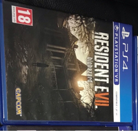 Used Resident Evil bio ps4 games in Dubai, UAE