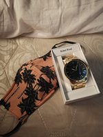 Used Brand New Watch For Men Gold in Dubai, UAE