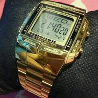 Used #preloved Original Casio Retro Gold in Dubai, UAE