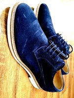 Used ELLE suede shoes, Size 43, liie new in Dubai, UAE