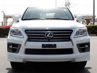 Used 2015 lexus lx570 in Dubai, UAE
